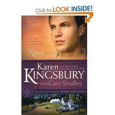 Return-Baxter Family Series #karenkingsbury