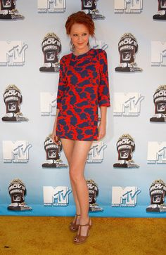 Lindy Booth Photos: 17th Annual MTV Movie Awards - Arrivals