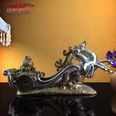 Find More Figurines & Miniatures Information about 2016 Sale European Lucky Deer Ornaments Home Furnishing Jewelry Display Room Housewarming Opening Gifts Crafts Animal Resin ,High Quality resin animals,China resin ornament Suppliers, Cheap resin crafts from Wooden box / crafts Store on Aliexpress.com