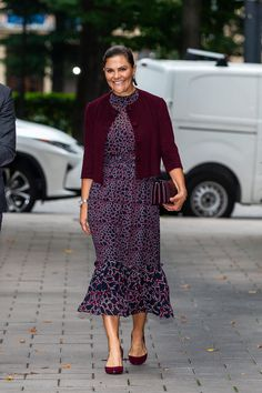 Princess Victoria Of Sweden, Princess Estelle, Crown Princess Victoria, Swedish Royalty, Prince Daniel, Royal Fashion, Style Fashion, Spring Summer Trends, Well Dressed