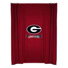 Sports Coverage College Shower Curtain - 04JRSHC4NEB7272
