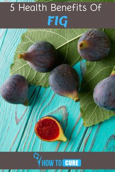 The chewy figs have a unique taste and texture. Besides being savory, these are loaded with nutrients which make them beneficial for your health. Below mentioned are the 5 amazing benefits of figs. Dried Figs, Fresh Figs, Fresh Basil Leaves, Fig Leaves, Fig Recipes, Healthy Recipes, Health Benefits Of Figs, Fig Salad, Healthy Cholesterol Levels