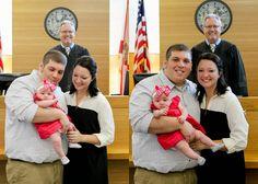 A glimpse into what an adoption finalization looks like... #adoption #finalization