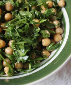 Nohut Salatası                        -  Nesrin  Kismar #yemekmutfak