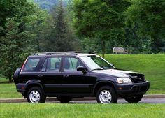2001 Honda CR V