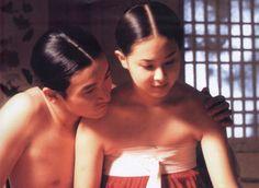 """Seung-woo Cho and Hyo-jeong Lee in """"Chunhyang"""" (Kwon-taek Im, 2000)"""