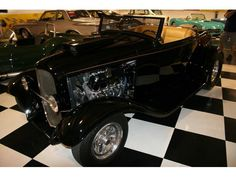 1932 Ford Roadster   886946