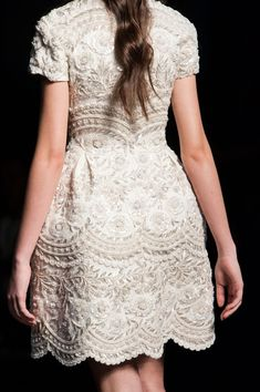 Ralph & Russo at Couture Fall 2015 - Details Runway Photos