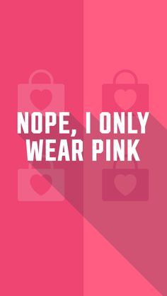 #MJB Pretty-N-Pink makes me happy #PinkWords #NopeIOnlyWearPink Half the time this is true ♡Love it's Love♡