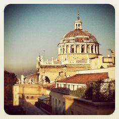 Dai tetti di Parma - Instagram by silvia_snowdrop
