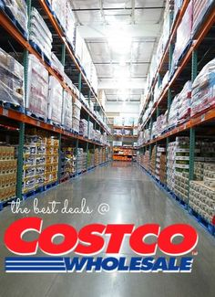 How to get the Best Deals at Costco! What to buy at Costco to save the most money!