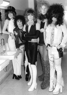 Bob Gruen   –  New York Dolls