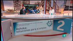 """¿Qué son Lanzaderas de empleo? Entrevistamos a: José María Pérez, """"Peridis"""" humorista y emprendedor y Raúl Concha, ingeniero y emprendedor. #emprendimientosolidario"""