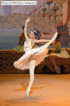 Svetlana Zakharova. The Official Site - Photo Gallery: Le Corsaire