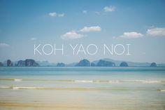 Koh Yao Noi, our paradise!  www.koyao.com