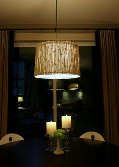 Luminária de Bambu com passo a passo | Cacareco