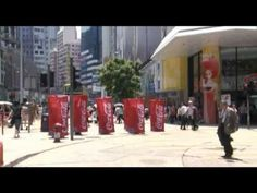 Street - Coca-Cola Hong Kong