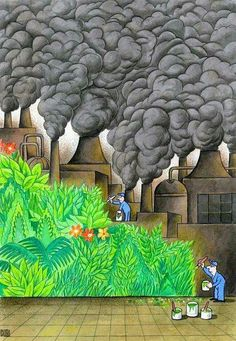 Wow, is that what we are going to do for our future? Save Environment Posters, Environment Painting, Air Pollution Poster, Earth Drawings, Earth Poster, Meaningful Pictures, African Art Paintings, Save Our Earth, Composition Art