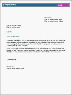 10 invitation letter informal ideas