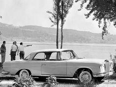MERCEDES-BENZ 220 SEB (1964)