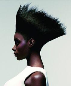 trendy craze awesome hair source iris loos loos white hamilton hair ...