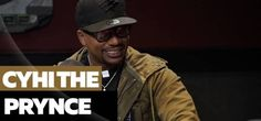 CyHi The Prynce On Working w/Kanye West, Akon, & Bars vs. Feel Good Music w/Hot 97