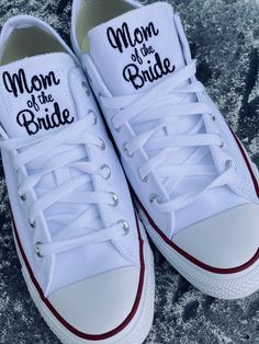 Excited to share this item from my #etsy shop: Mother of the Bride Shoes, Mom of the Bride, maid of Honor shoes, Wedding Embroidered Sneakers. Bridal party sneakers, Decorated Sneaker Groom Converse, Wedding Converse, Groom Shoes, Bride Sneakers, Wedding Sneakers, Wedding Shoes, Mother Of The Bride Shoes, On Shoes, Me Too Shoes