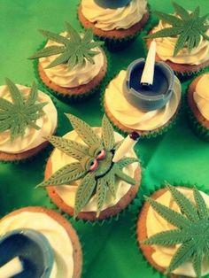 Dope cakes! - http://umad.com/dope-cakes/  #Cakes, #DopeCakes, #Marijuana