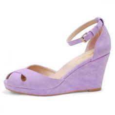 lilac heel <3