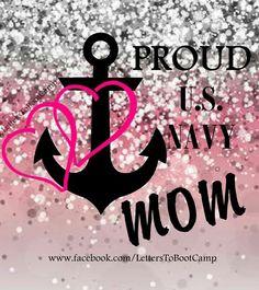 Proud Navy Mom!