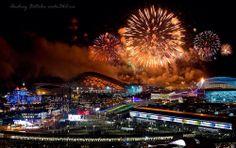 Beautiful Sochi 2014.