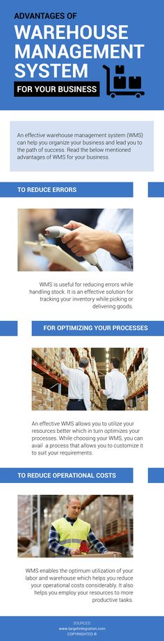 Why you should invest in a warehouse management system  Be it maintaining privacy or reducing operational costs, a warehouse management system can be beneficial for businesses in varied ways. The following info-graphic tells you more about its advantages!  https://www.itero.se/