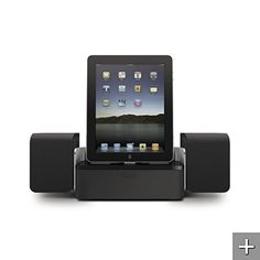 Hi-Fidelity Speaker Dock for iPad, iPhone and iPod