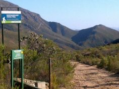 Boesmanskloof Hiking Trail-Where I live Eagle Nest, Mountain View, Hiking Trails, Eagles, Flora, Cottage, Mountains, Live, House
