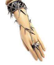 Spike Bracelet Ring