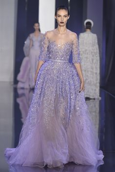 Ralph and Russo couture Fall 2014 Beautiful Gowns, Beautiful Outfits, High Fashion, Fashion Show, Ralph & Russo, Bouchra Jarrar, Dressy Dresses, Lace Dresses, Club Dresses