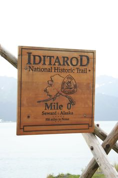 The Iditarod National Historic Trail #Alaska