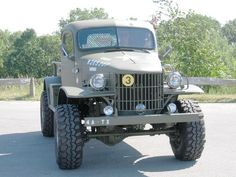 Custom 1941 Dodge WC-1 Weapons Carrier