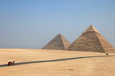 visit the pyramids, just to say i did.