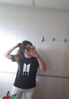 Kpop BTS Bangtan Boys Women T shirts For Summer - iamkpopped #btsalbum #btsimagines #btskpop #btsl4l #btsaesthetic #btsrapmon #btstrash #btsfans #btsgogo #btsfff #btsm #btsdrawing #btsseokjin #BTSLoveMyself #btshoseok #BTSKL #btsfan #btsport #btsbbmas #Btsforever #btsrun #btsvelvet #btskimtaehyung #btstwitter #btsarmys #btsjeonjungkook #btstae #btsweek #btshk #btsfanpage Kpop Fashion, Korean Fashion, Bts Tae, Pop Bag, Bts Merch, Bt S, Korean Style, Bts Bangtan Boy, T Shirts For Women