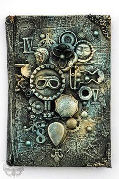 Recette de l'art: Industrial Book Cover