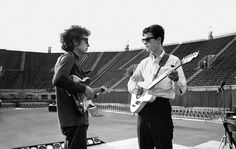 On August 1965 at Forest Hills Stadium in New York, we took the stage for our afternoon sound check. Robbie Robertson, The Hollywood Bowl, Bob S, Song One, Jazz Blues, Popular Music, Bob Dylan, American Singers, Memoirs