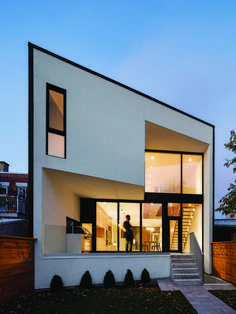 Modern Architectural House With A Lot Of Windows, Open Space And Light.  #fabelta