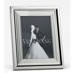 Vera Wang With Love Photo Frame 5x7 by Vera Wang for Wedgwood