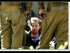 Israelis torturing non-Jewish children. Australian documentary film. Vie...