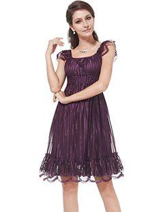HE02713PP06, Purple, 4US, Ever Pretty Wedding Guest Dresses Knee Length 02713 Ever-Pretty http://www.amazon.com/dp/B00HYSH9UA/ref=cm_sw_r_pi_dp_gl3mvb1NEQFFR