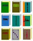 Free Books of the Bible printable cards.   Plus a bunch of games and activities to use them with.