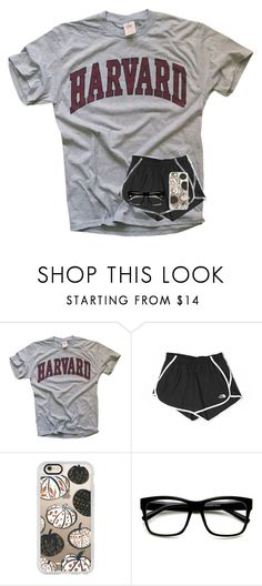 """""""Not ready to go to school tomorrow"""" by cheerlover123 on Polyvore featuring The North Face, Casetify and ZeroUV"""