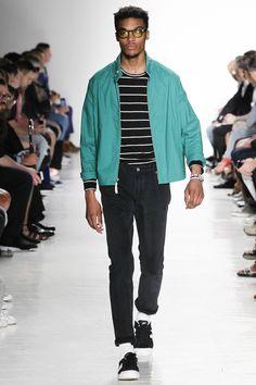 ( Stripes )  Todd Snyder Spring/Summer 2017 Menswear Collection | British Vogue