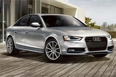 2015 Audi A4 | best luxury midsize sedan 2015 | Find more: http://car-price-review.blogspot.com/2015/05/7-best-luxury-midsize-sedans-to-buy-in.html